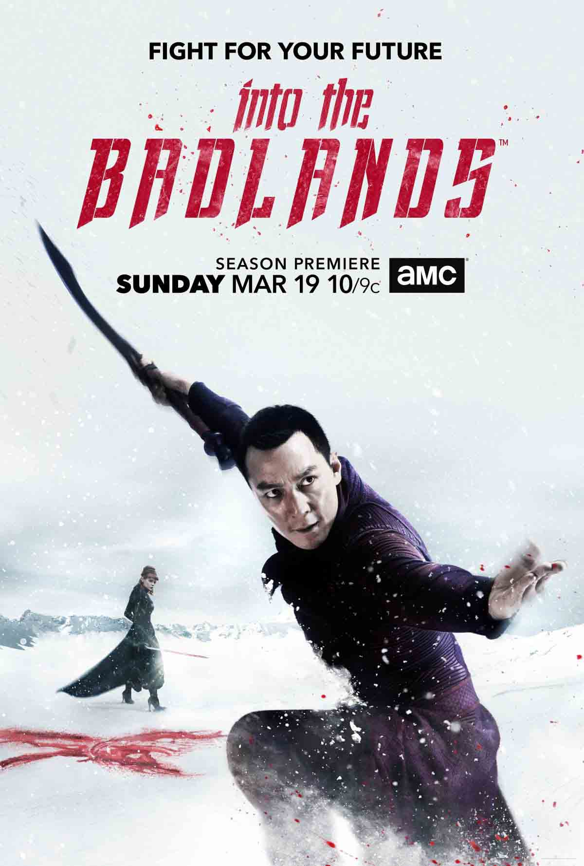Into The Badlands S2